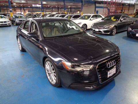2013 Audi A6 for sale at VML Motors LLC in Teterboro NJ