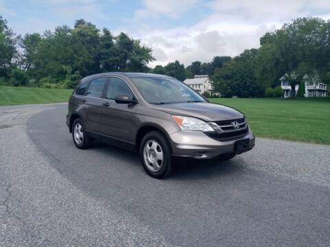 2010 Honda CR-V for sale at PMC GARAGE in Dauphin PA