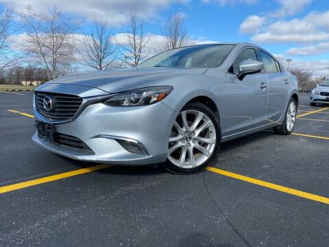 2017 Mazda MAZDA6 for sale at Car Stars in Elmhurst IL