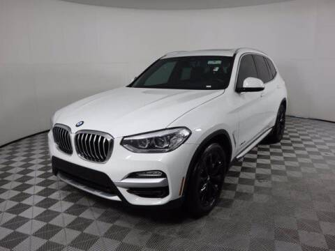 2018 BMW X3 for sale at CU Carfinders in Norcross GA