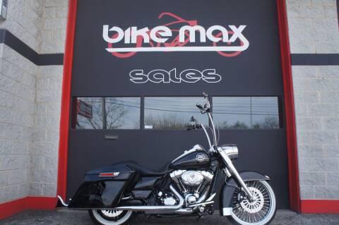 2012 Harley-Davidson Road King for sale at BIKEMAX, LLC in Palos Hills IL