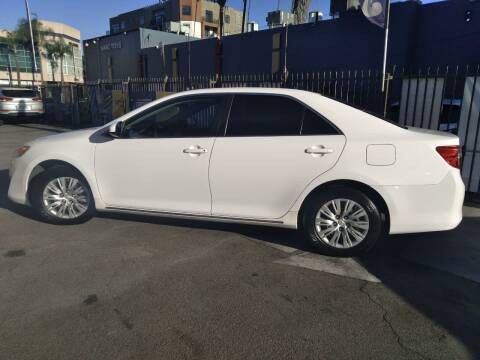 2014 Toyota Camry for sale at Western Motors Inc in Los Angeles CA