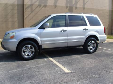 2004 Honda Pilot for sale at Big E's Auto Group LC in Marion TX