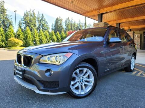 2015 BMW X1 for sale at Silver Star Auto in Lynnwood WA