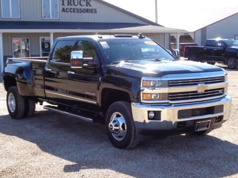 2015 Chevrolet Silverado 3500HD for sale at Burkholder Truck Sales LLC (Edina) in Edina MO