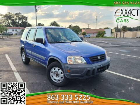 2000 Honda CR-V for sale at Exxact Cars in Lakeland FL