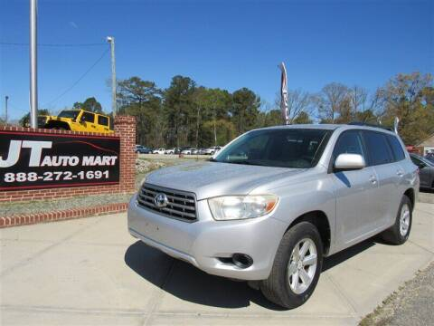 2008 Toyota Highlander for sale at J T Auto Group in Sanford NC