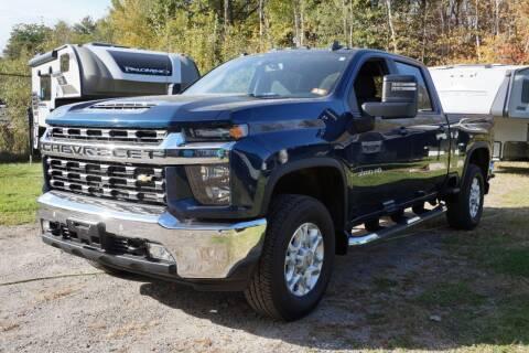 2021 Chevrolet Silverado 3500HD for sale at Polar RV Sales in Salem NH