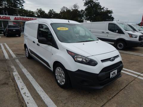 2015 Ford Transit Connect Cargo for sale at Vail Automotive in Norfolk VA