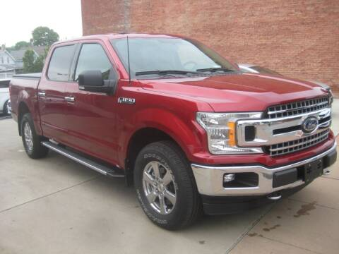 2018 Ford F-150 for sale at Theis Motor Company in Reading OH