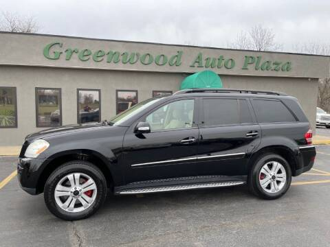2008 Mercedes-Benz GL-Class for sale at Greenwood Auto Plaza in Greenwood MO