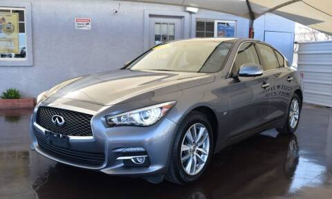 2015 Infiniti Q50 for sale at 1st Class Motors in Phoenix AZ