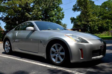 2004 Nissan 350Z for sale at Wheel Deal Auto Sales LLC in Norfolk VA