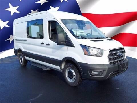 2020 Ford Transit Crew for sale at Gentilini Motors in Woodbine NJ