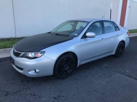 2009 Subaru Impreza for sale at SEIZED LUXURY VEHICLES LLC in Sterling VA