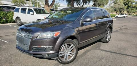 2007 Audi Q7 for sale at Arizona Auto Resource in Tempe AZ