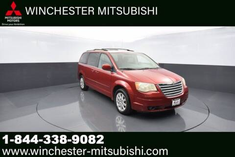 2008 Chrysler Town and Country for sale at Winchester Mitsubishi in Winchester VA