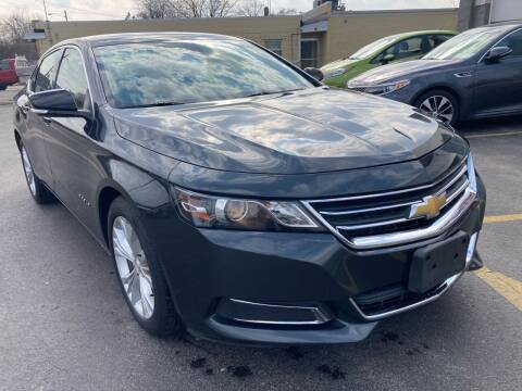 2015 Chevrolet Impala for sale at RABIDEAU'S AUTO MART in Green Bay WI