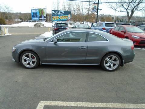 2013 Audi A5 for sale at Gemini Auto Sales in Providence RI