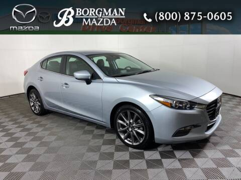 2018 Mazda MAZDA3 for sale at BORGMAN OF HOLLAND LLC in Holland MI