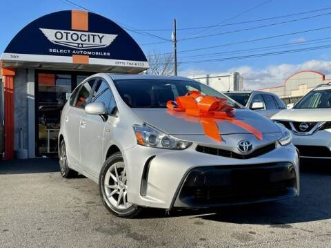 2015 Toyota Prius v for sale at OTOCITY in Totowa NJ