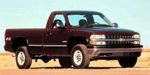 2000 Chevrolet Silverado 1500 for sale at QUALITY MOTORS in Salmon ID