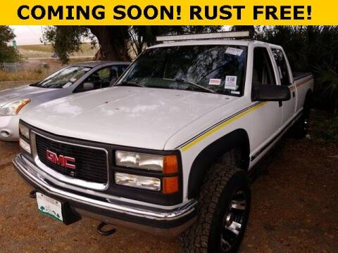 1997 GMC Sierra 3500 for sale at St. Croix Classics in Lakeland MN