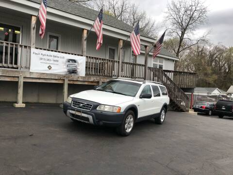 2006 Volvo XC70 for sale at Flash Ryd Auto Sales in Kansas City KS