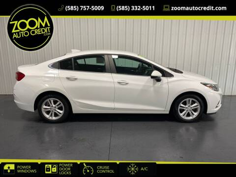 2016 Chevrolet Cruze for sale at ZoomAutoCredit.com in Elba NY