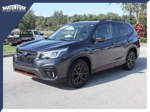 2019 Subaru Forester for sale at BARTOW FORD CO. in Bartow FL