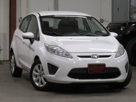 2012 Ford Fiesta for sale at CarPlex in Manassas VA