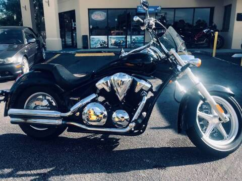 2010 Honda Fury for sale at IMAGINE CARS and MOTORCYCLES in Orlando FL