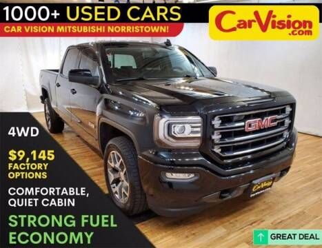 2017 GMC Sierra 1500 for sale at Car Vision Buying Center in Norristown PA