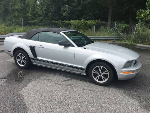 2007 Ford Mustang for sale at All American Imports in Arlington VA