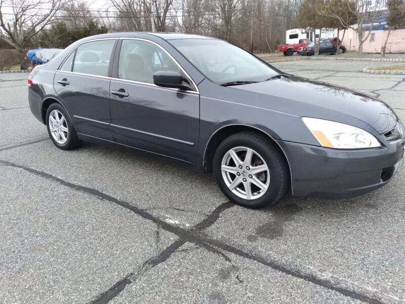 2003 Honda Accord for sale at Jan Auto Sales LLC in Parsippany NJ