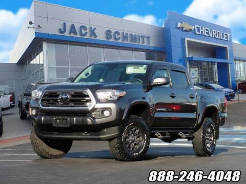 2018 Toyota Tacoma for sale at Jack Schmitt Chevrolet Wood River in Wood River IL