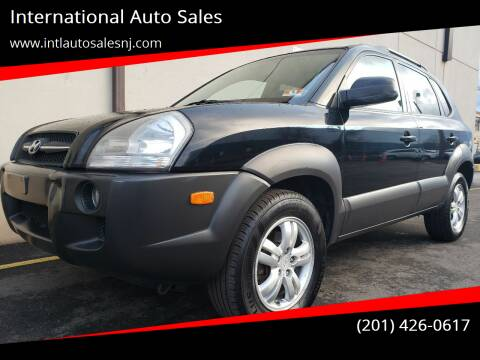 2007 Hyundai Tucson for sale at International Auto Sales in Hasbrouck Heights NJ