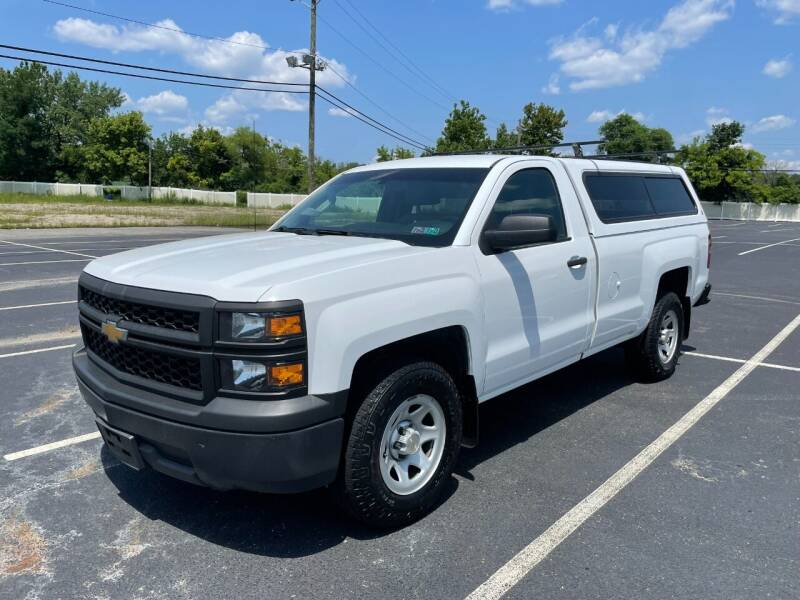 2015 Chevrolet Silverado 1500 for sale at Rt. 73 AutoMall in Palmyra NJ