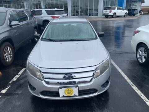 2010 Ford Fusion for sale at COYLE GM - COYLE NISSAN - New Inventory in Clarksville IN