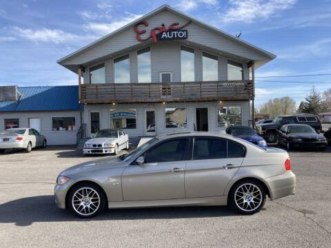 2007 BMW 3 Series for sale at Epic Auto in Idaho Falls ID
