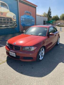 2008 BMW 1 Series for sale at California Automobile Museum in Sacramento CA