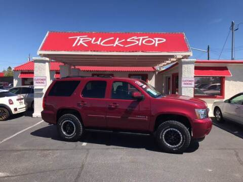 2007 Chevrolet Tahoe for sale at TRUCK STOP INC in Tucson AZ