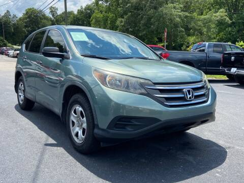 2012 Honda CR-V for sale at Luxury Auto Innovations in Flowery Branch GA
