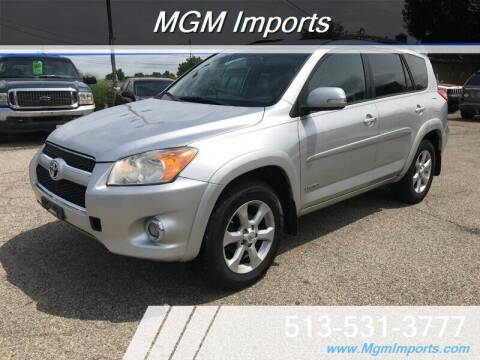 2010 Toyota RAV4 for sale at MGM Imports in Cincannati OH