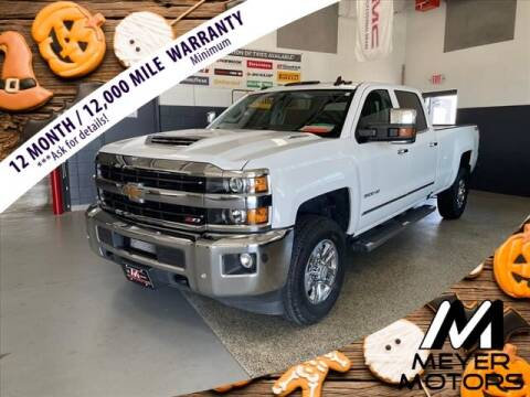 2019 Chevrolet Silverado 3500HD for sale at Meyer Motors in Plymouth WI