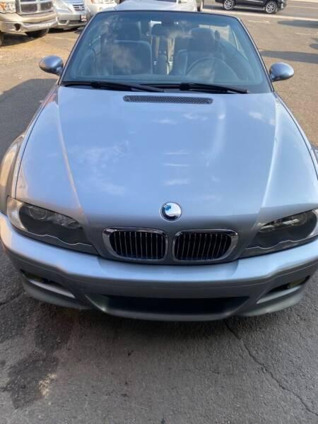 2005 BMW M3 for sale at AR's Used Car Sales LLC in Danbury CT