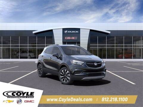 2021 Buick Encore for sale at COYLE GM - COYLE NISSAN - New Inventory in Clarksville IN