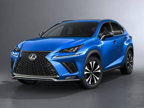 2021 Lexus NX 300 for sale at RALLYE LEXUS in Glen Cove NY