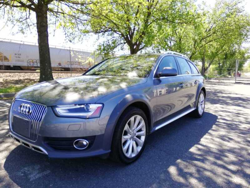 2014 Audi Allroad for sale at Bluesky Auto in Bound Brook NJ