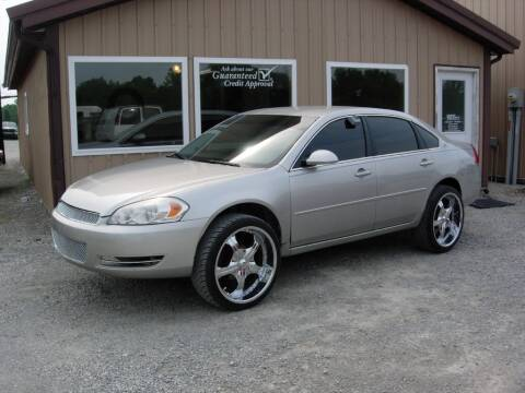 2007 Chevrolet Impala for sale at Greg Vallett Auto Sales in Steeleville IL